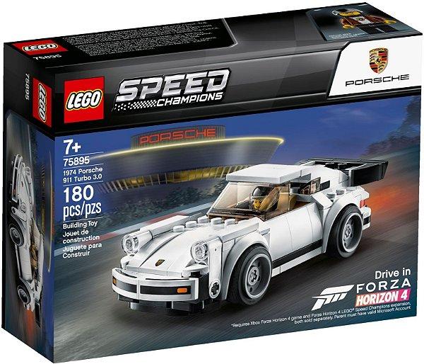 LEGO SPEED CHAMPIONS 75895 PORSCHE 911 TURBO 3.0 1974