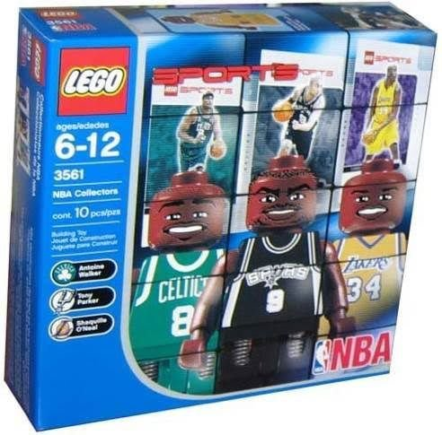 LEGO SPORTS 3561 NBA COLLECTORS # 2