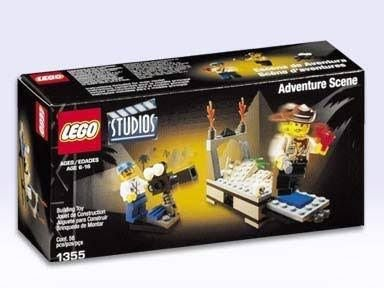 LEGO STUDIOS 1355 TEMPLE OF GLOOM