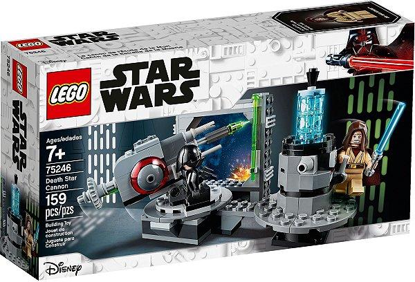 LEGO STAR WARS 75246 DEATH STAR CANNON