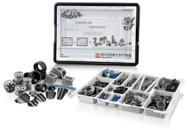 LEGO MINDSTORMS 45560 EDUCATION EV3 EXPANSION SET