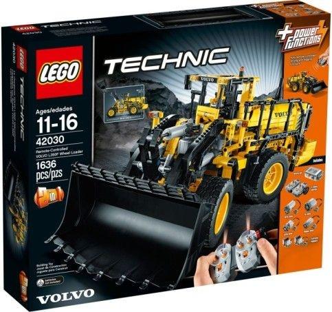 LEGO TECHNIC 42030 VOLVO LF350F