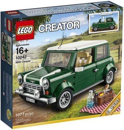 LEGO CREATOR 10242 MINI COOPER MK VII