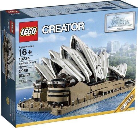 LEGO CREATOR 10234 SIDNEY OPERA HOUSE