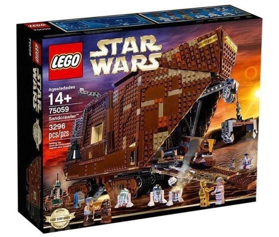 LEGO STAR WARS 75059 SANDCRAWLER UCS