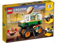LEGO CREATOR 31104 MONSTER BURGUER TRUCK