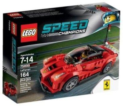 LEGO SPEED CHAMPIONS 75899 LA FERRARI