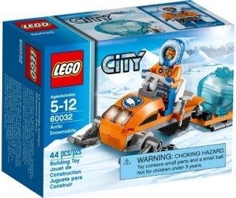 LEGO CITY 60032 ARCTIC SNOWMOBILE