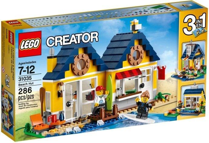 LEGO CREATOR 31035 BEACH HUT