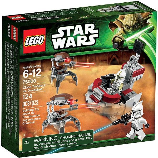 LEGO STAR WARS 75000 CLONE TROOPERS VC DROIDEKAS