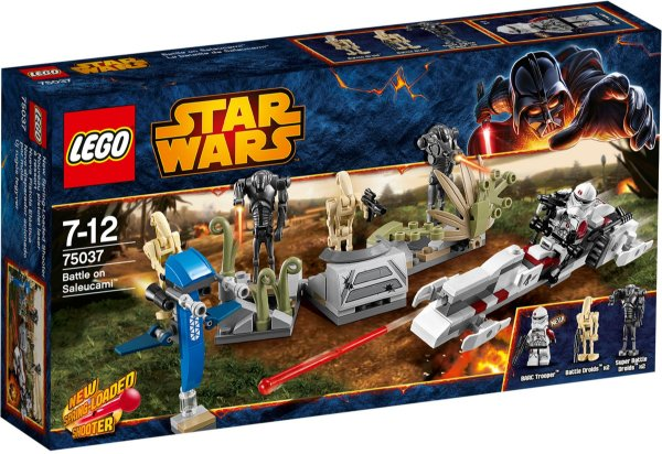 LEGO STAR WARS 75037 BATTLE ON SALEUCAMI