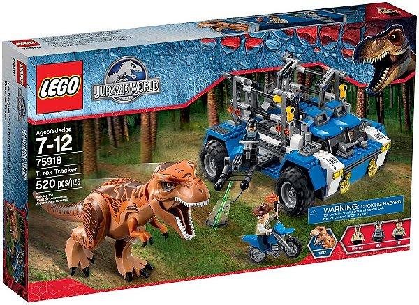 LEGO JURASSIC WORLD 75918 T-REX TRACKER