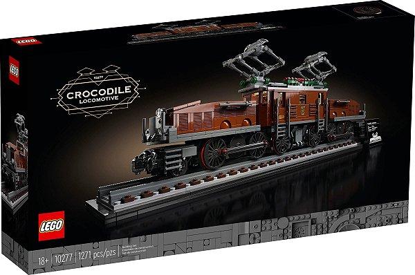 LEGO CREATOR EXPERT 10277 CROCODILE LOCOMOTIVE