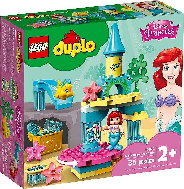 LEGO DUPLO 10922 O CASTELO DO FUNDO DO MAR DA ARIEL