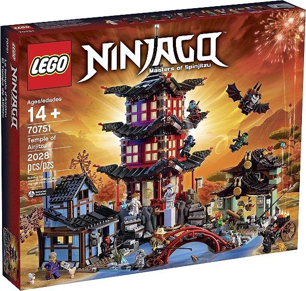 LEGO NINJAGO 70751 TEMPLE OF AIRJITSU