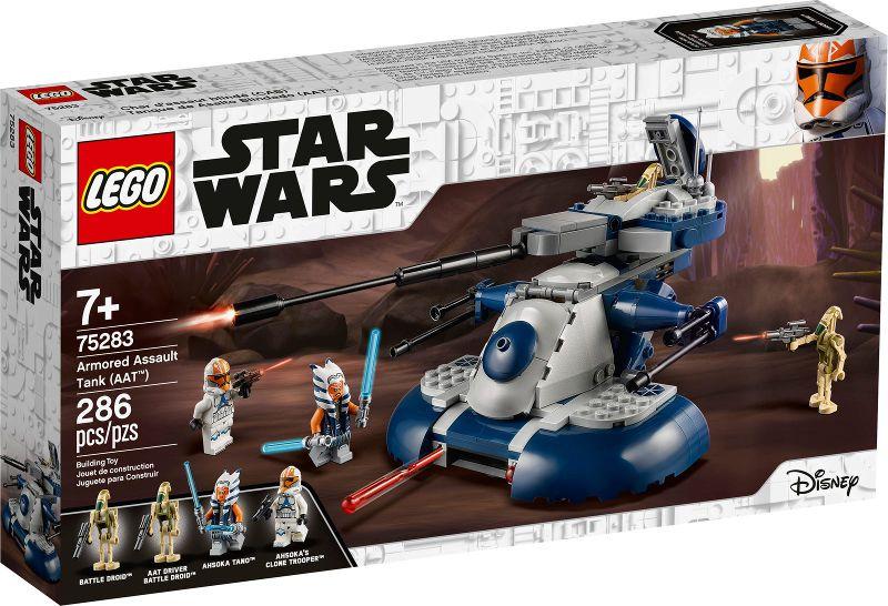 LEGO STAR WARS 75283 TANQUE DE ASSALTO BLINDADO (AAT™)