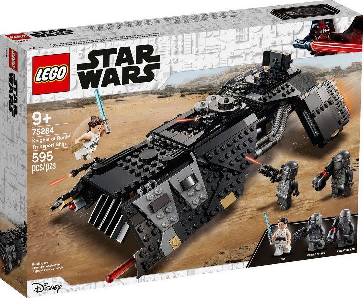 LEGO STAR WARS 75284 KNIGHTS OF REN TRANSPORT SHIP