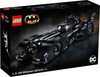 LEGO SUPER HEROES 76139: 1989 BATMOBILE