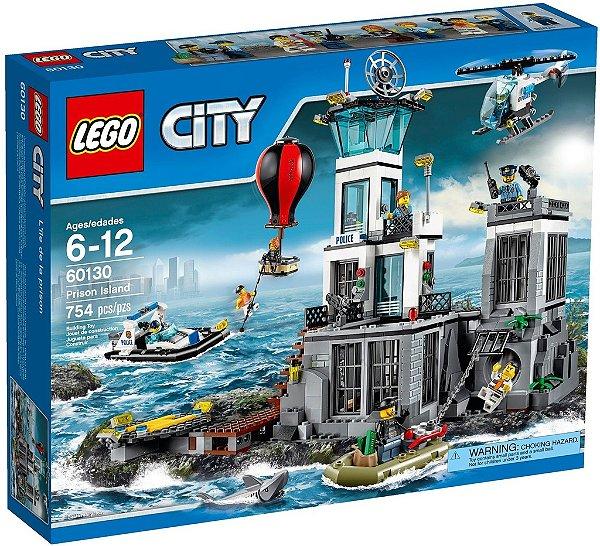 LEGO CITY 60130 PRISON ISLAND
