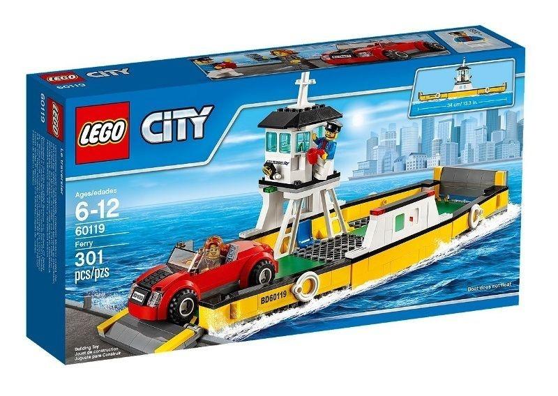LEGO CITY 60119 FERRY