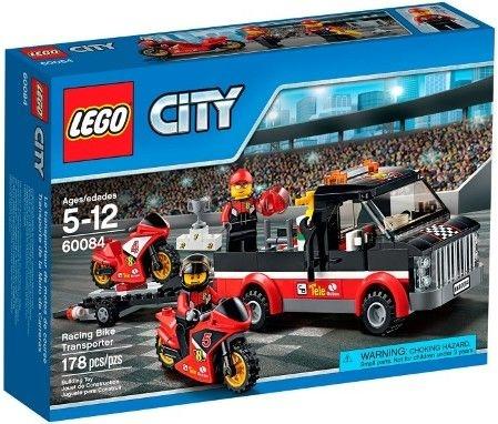 LEGO CITY 60084 RACING BIKE TRANSPORTER