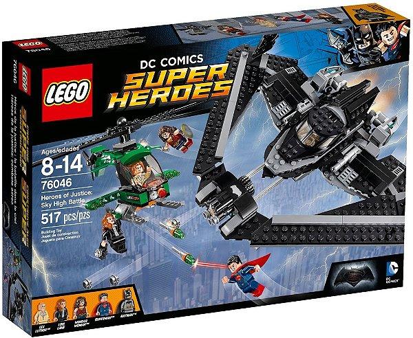 LEGO SUPER HEROES 76046 HEROES OF JUSTICE: SKY HIGH BATTLE