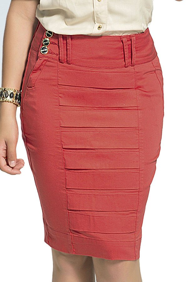 3927 - Saia Chanel - Rowan Jeans