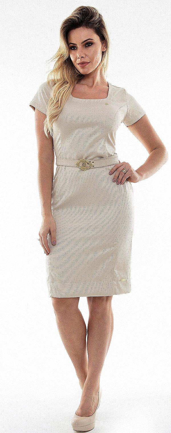 VT50746 - Vestido Clássico - Via Tolentino