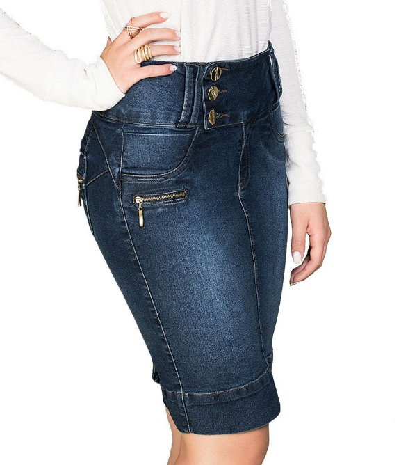 RW4047 - Saia Chanel Jeans - Row-an