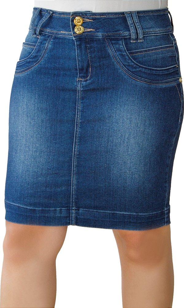 SR5011 - Saia Secretária Jeans