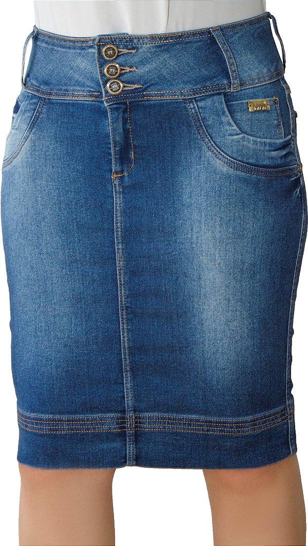 SR5010 - Saia Midi Jeans
