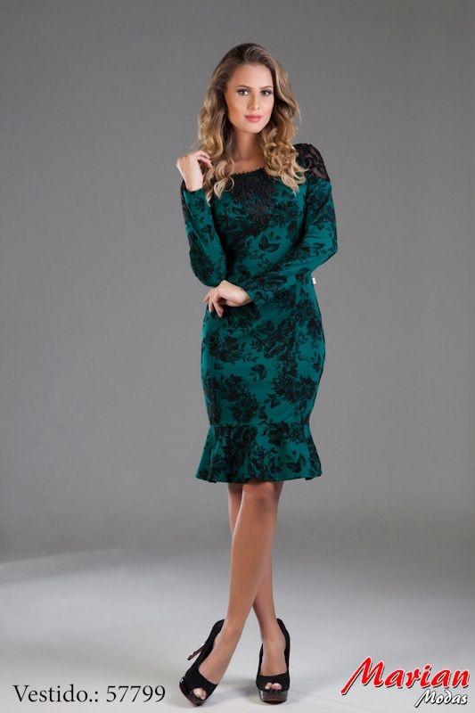 57799-Vestido - Marian
