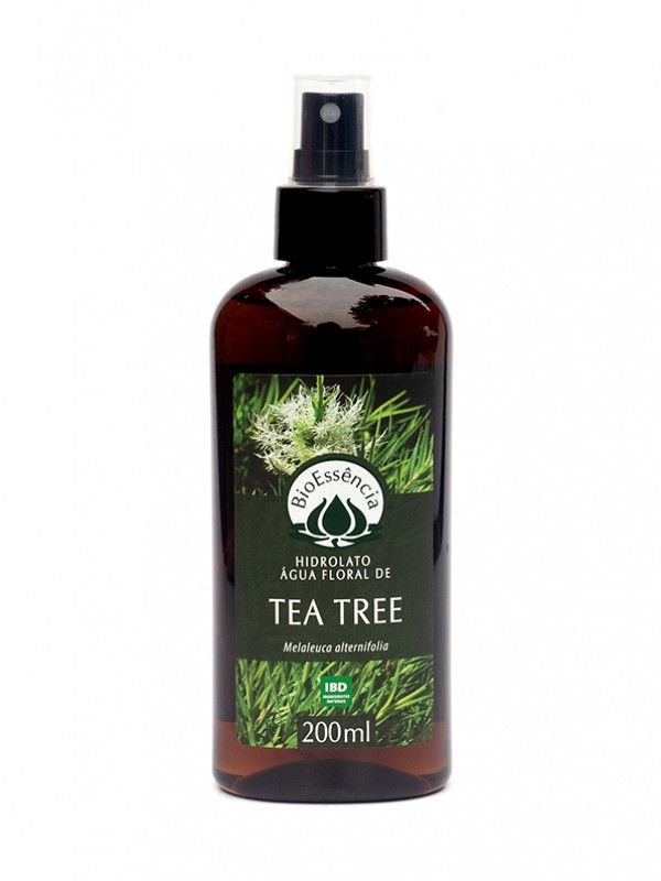 Hidrolato Natural de Tea Tree 200ml BioEssência