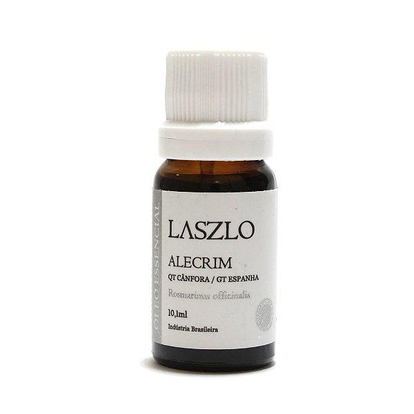 Óleo Essencial de Alecrim (QT Cânfora) Laszlo 10,1ml