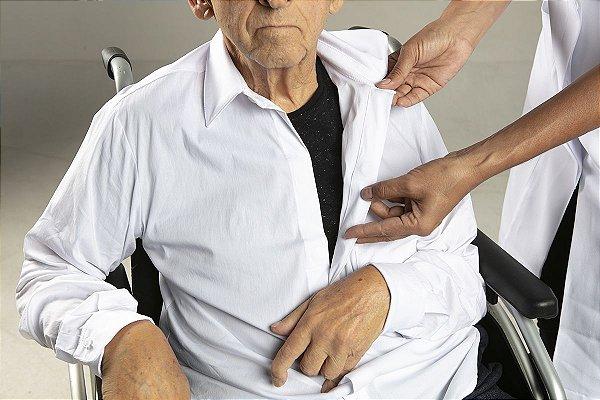CAMISA para pessoas com Parkinson