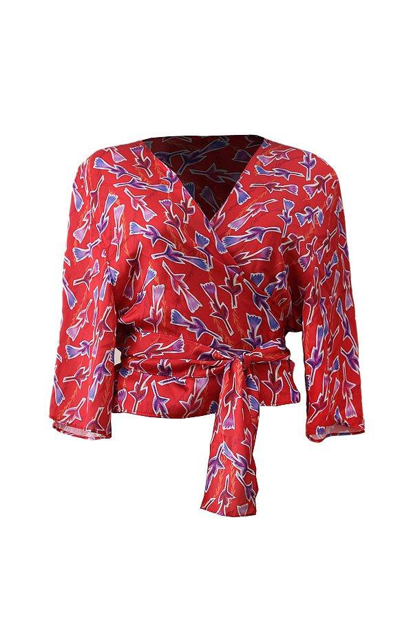 Camisa Malibu Flor de Maio