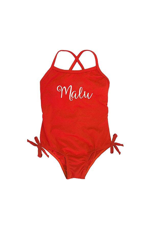 Maiô/Body Infantil Personalizado