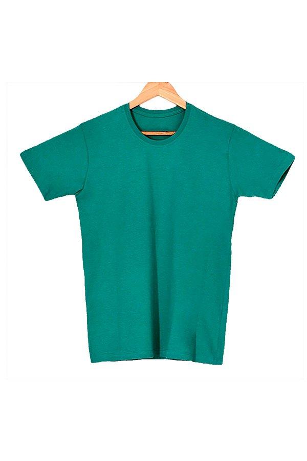 T-Shirt Algodão Orgânico Verde