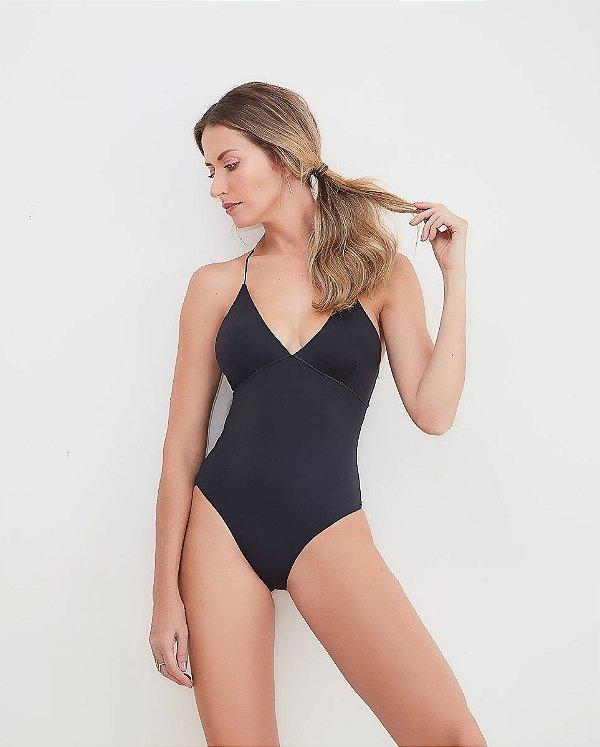 Maiô/Body Cartagena Preto