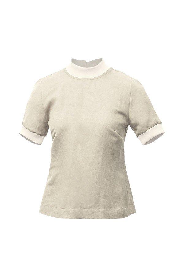 T-shirt Zíper Cru