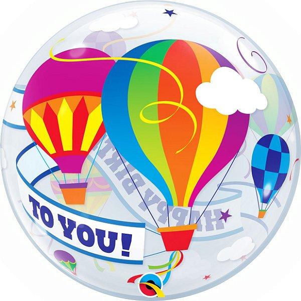 Balão de Ar Quente - 01 unidade