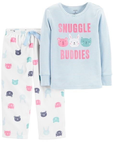 Pijama Carter's Snuggle Buddies Snug Fit