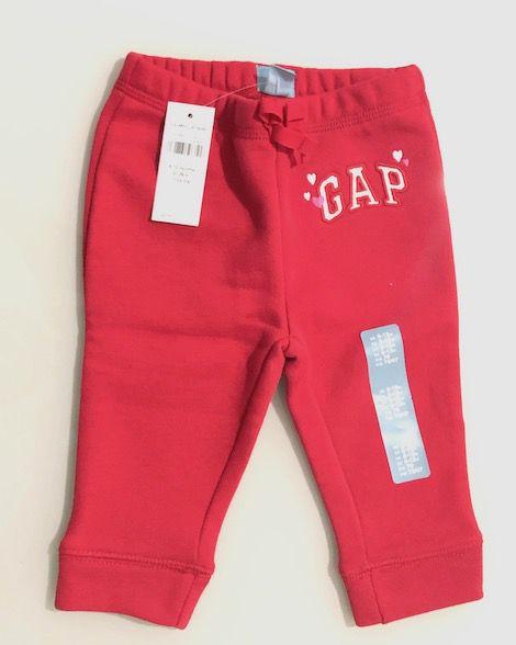Calça de Moletom GAP Print Gap Pull-On