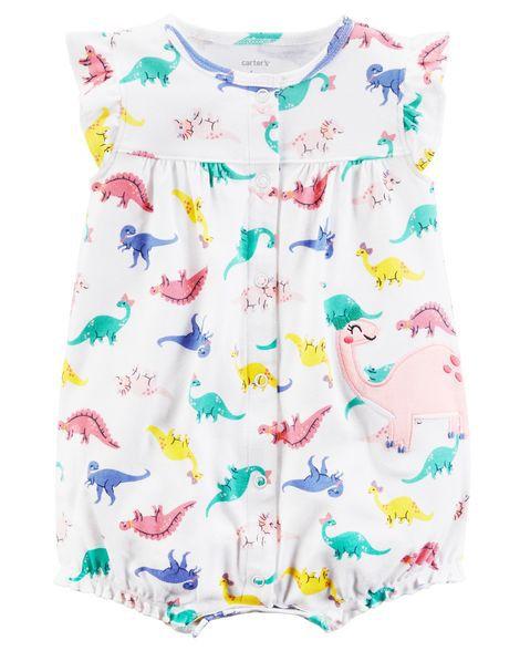 Romper Carter's Dinossauros