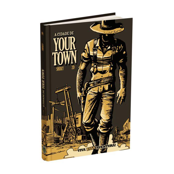 A Cidade de Your Town - HQ (capa danificada)
