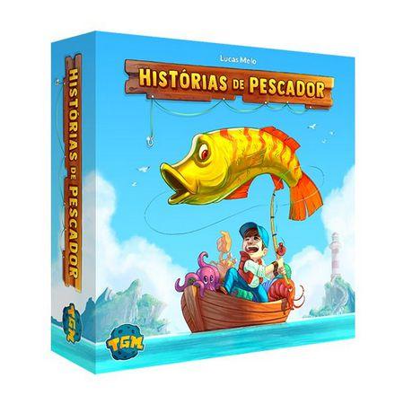 Histórias de Pescador