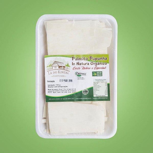 Palmito Pupunha Lasanha In Natura Orgânico – 300grs.