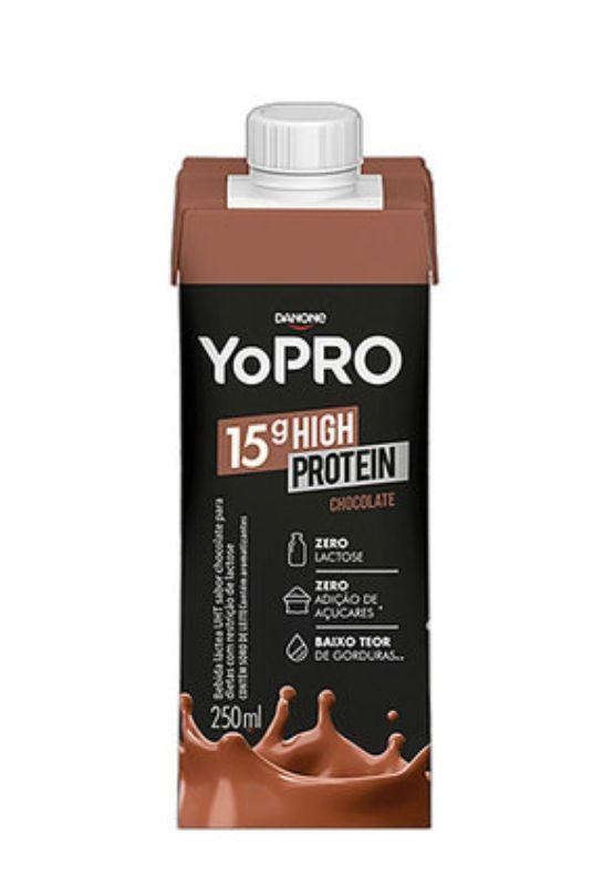 YoPro Chocolate – 250ml.