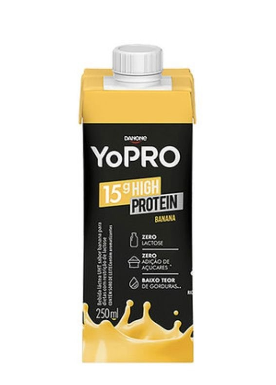 YoPro Banana – 250ml.