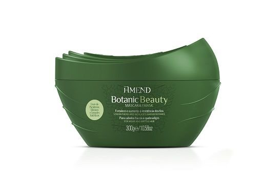 Máscara Fortalecedora Botanic Beauty Herbal 300g